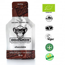CHIMPANZEE ENERGY GEL CHOCOLATE CON SAL