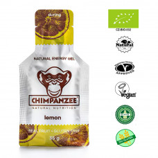 CHIMPANZEE ENERGY GEL LIMÓN