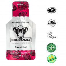 CHIMPANZEE ENERGY GEL FRUTAS DEL BOSQUE