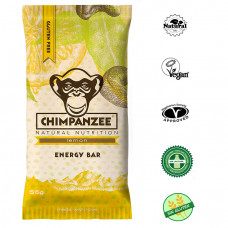 CHIMPANZEE ENERGY BAR LIMÓN 55g
