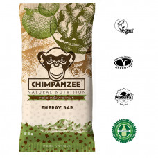 CHIMPANZEE ENERGY BAR PASAS Y NUECES 55g