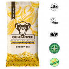 CHIMPANZEE ENERGY BAR PLÁTANO Y CHOCOLATE